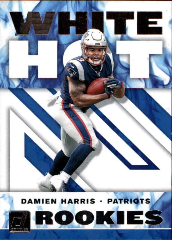 2019 Donruss  White Hot Rookies