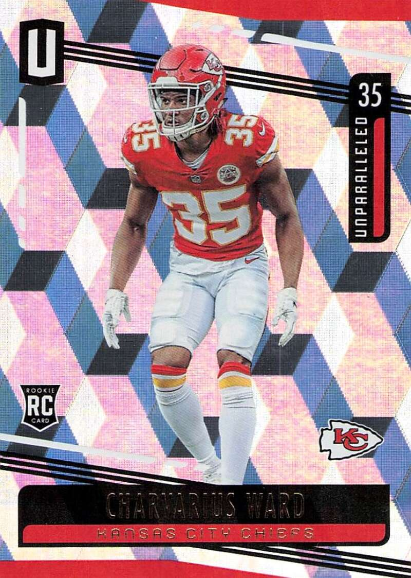 2019 Panini Unparalleled Cubic