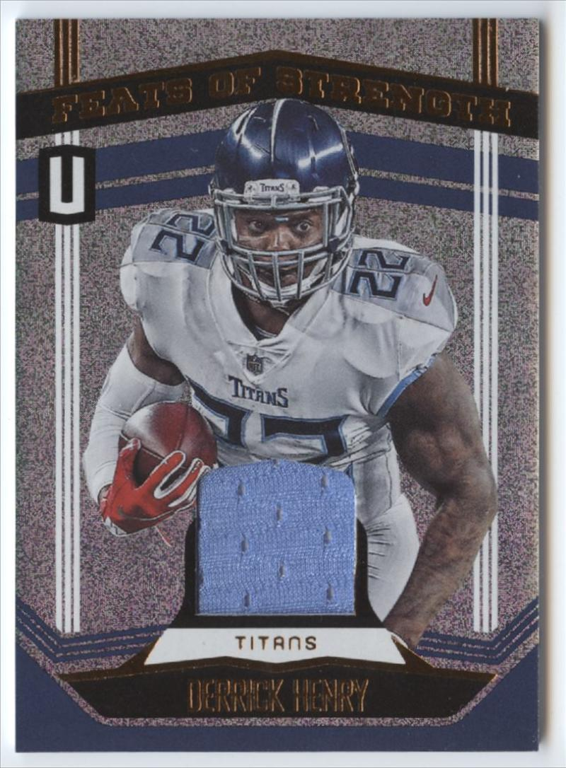 2019 Panini Unparalleled Feats of Strength