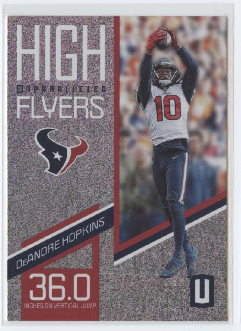 2019 Panini Unparalleled High Flyers