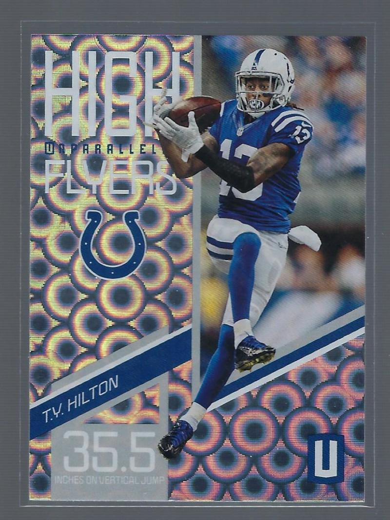 2019 Panini Unparalleled High Flyers Groove
