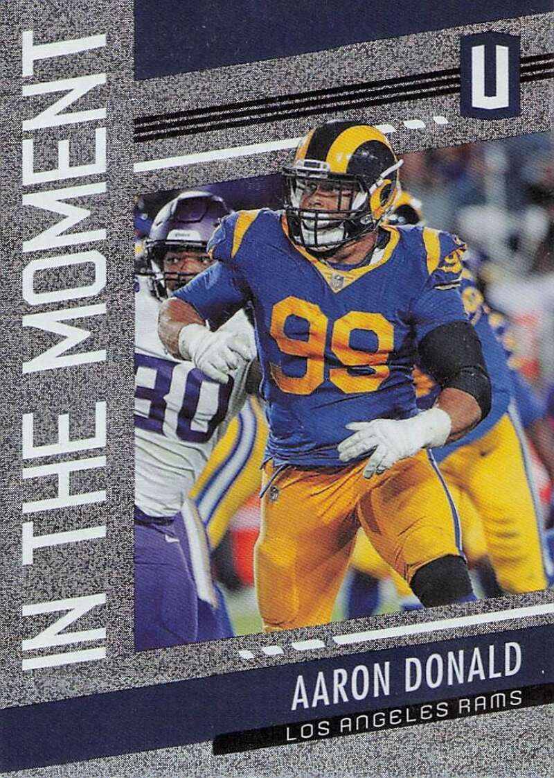 2019 Panini Unparalleled In the Moment