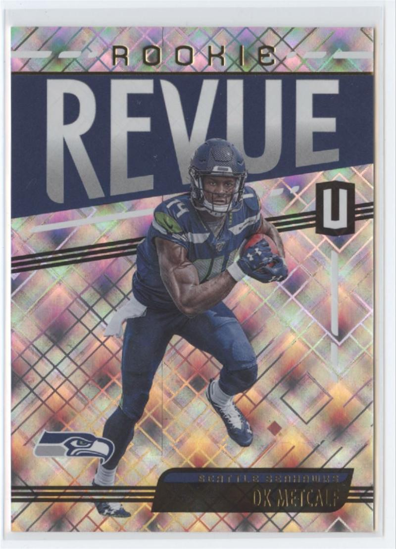 2019 Panini Unparalleled Rookie Revue