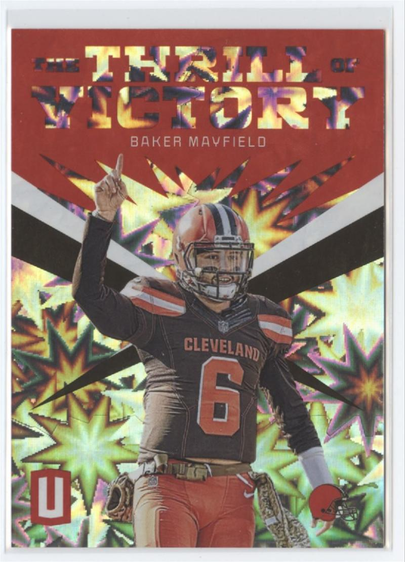 2019 Panini Unparalleled The Thrill of Victory Impact