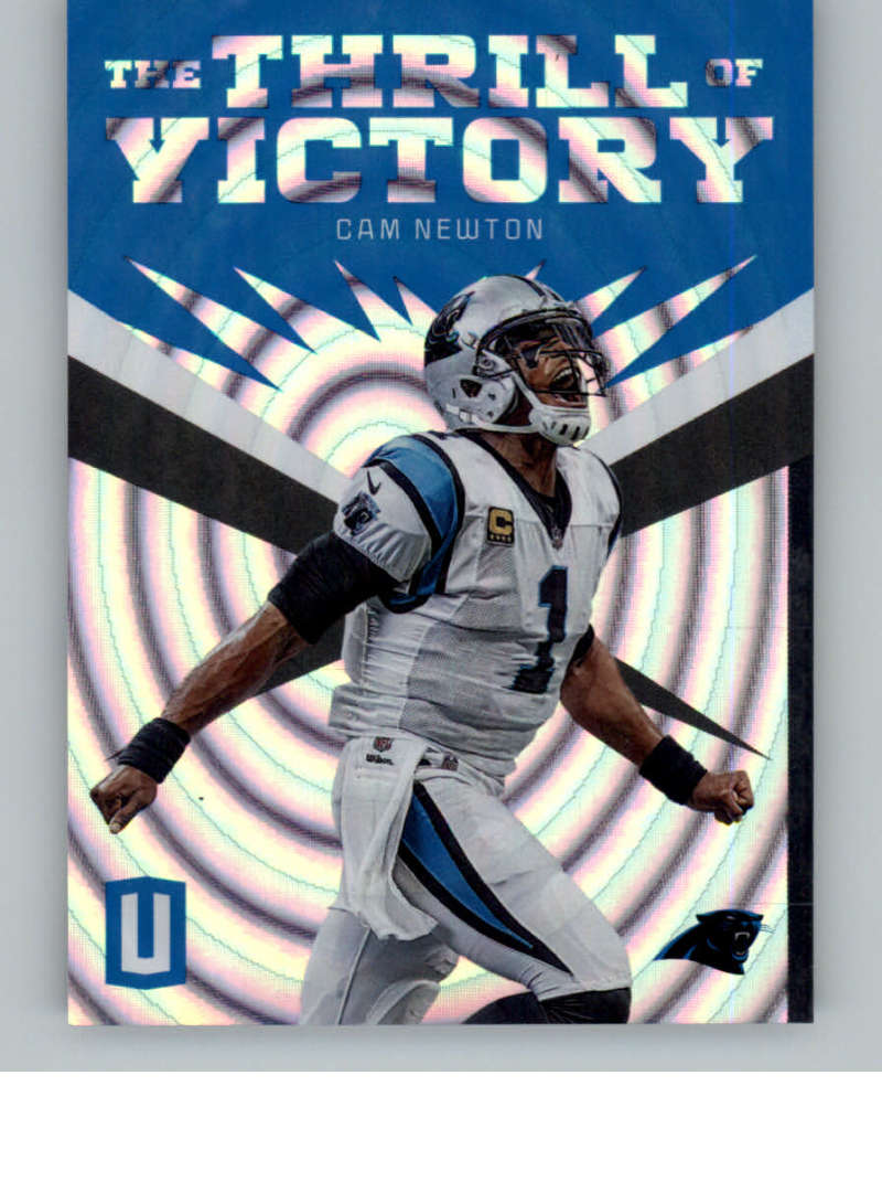 2019 Panini Unparalleled The Thrill of Victory Whirl