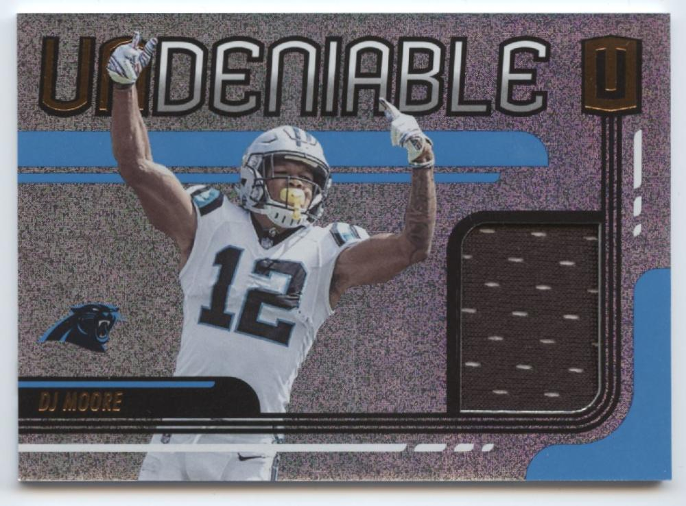 2019 Panini Unparalleled Undeniable