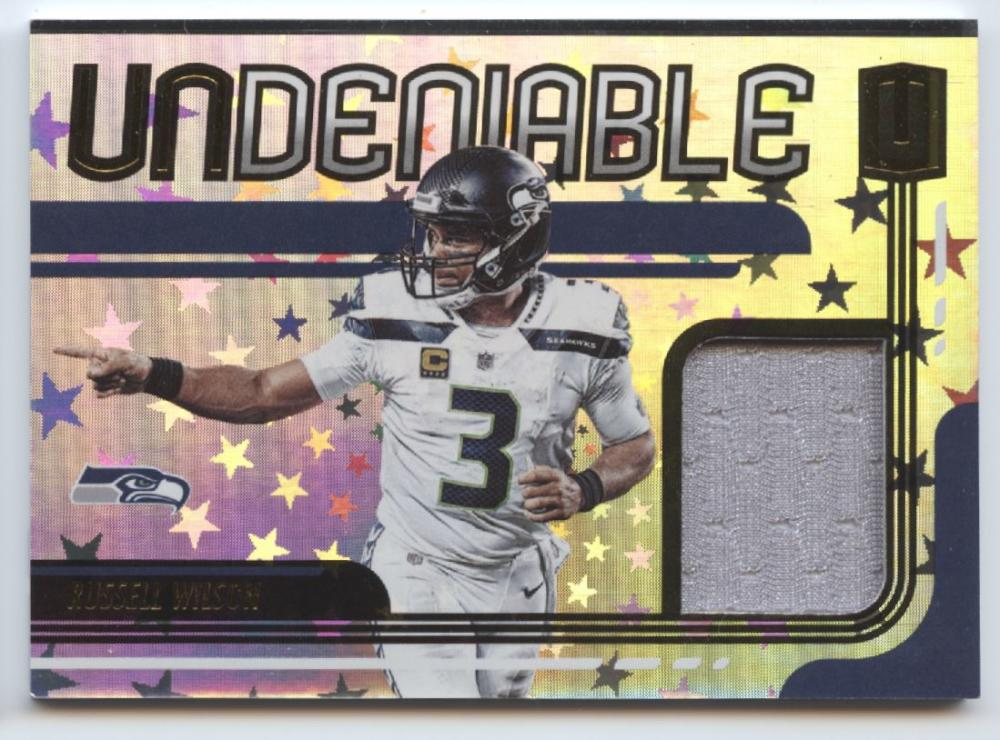 2019 Panini Unparalleled Undeniable Astral