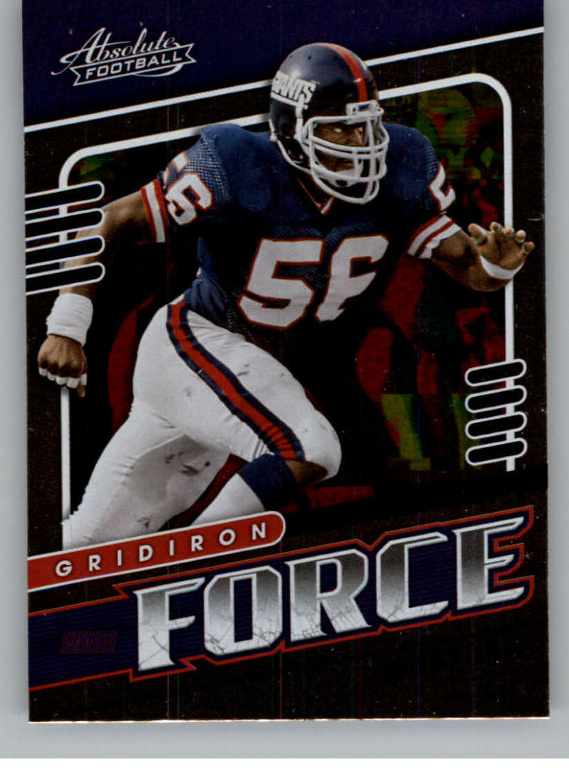 2019 Panini Absolute Gridiron Force