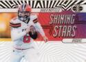 2019 Panini Illusions Shining Stars #16 Baker Mayfield NM-MT