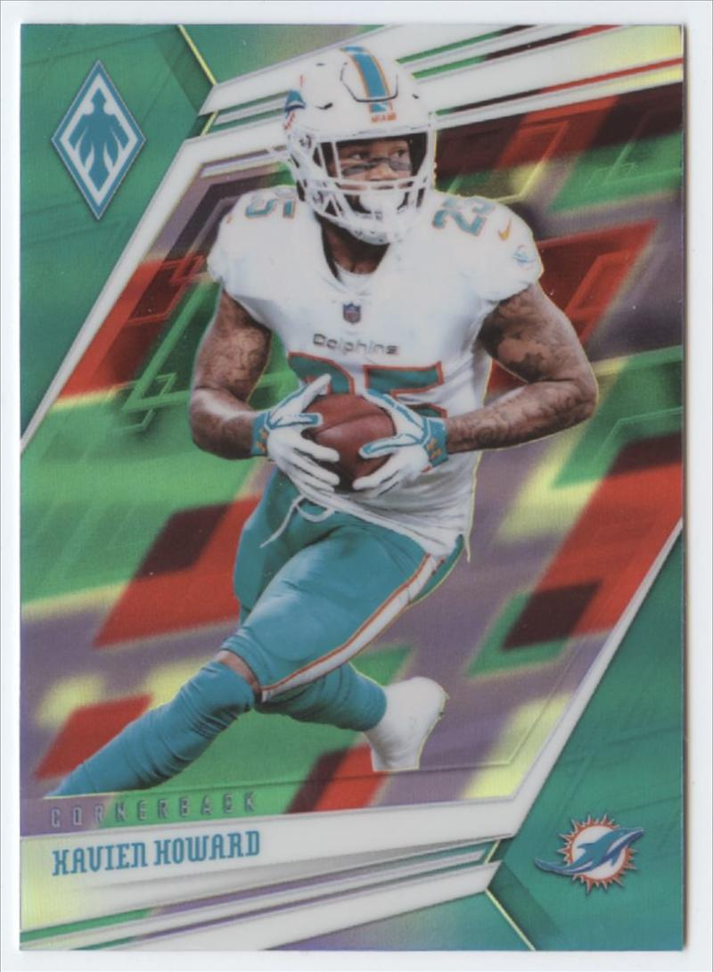 2019 Panini Phoenix Color Burst