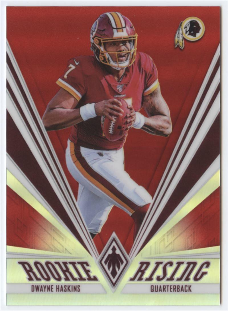 2019 Panini Phoenix Rookie Rising Red