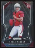 2019 Prizm Football #301 Kyler Murray RC Rookie Card Arizona Cardinals Official Panini NFL Trading Card