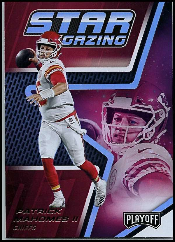 2019 Panini Playoff Star Gazing