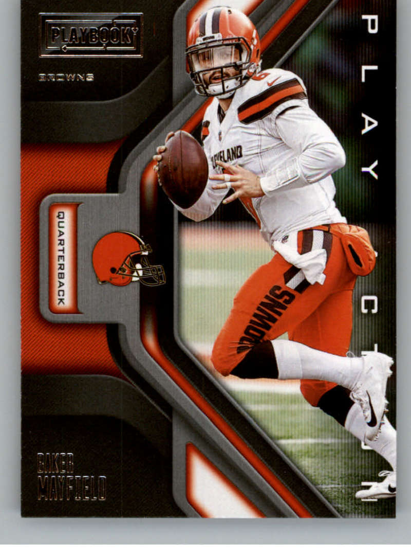 2019 Panini Playbook Play Action