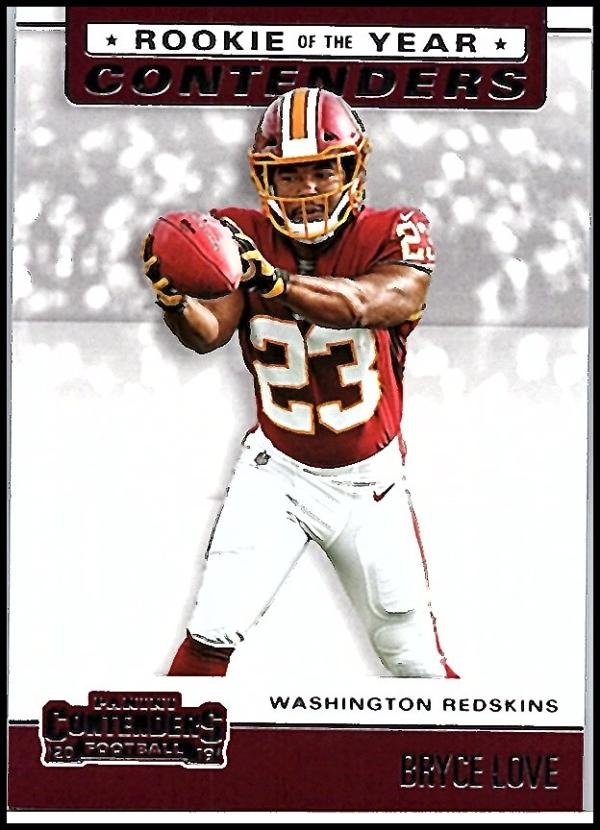2019 Panini Contenders Rookie of the Year Contenders