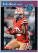 2019 Panini Instant Rated Rookies #10 Deebo Samuel  RC Rookie SER/280 San Francisco 49ers