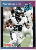 2019 Panini Instant Rated Rookies #14 Miles Sanders  RC Rookie SER/280 Philadelphia Eagles