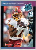2019 Panini Instant Rated Rookies #24 Terry McLaurin  RC Rookie SER/280 Washington Redskins