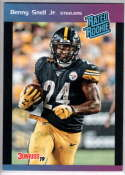 2019 Panini Instant Rated Rookies #34 Benny Snell Jr  RC Rookie SER/280 Pittsburgh Steelers