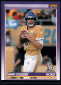 2019 Panini Instant All Pro 1990 Score Football Design #P18 Kirk Cousins 1 of 82 Minnesota Vikings  Official NFL Trading Card Very Rare Online Exclusi