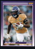 2019 Panini Instant All Pro 1990 Score Football Design #P19 Dalvin Cook 1 of 82 Minnesota Vikings  Official NFL Trading Card Very Rare Online Exclusiv