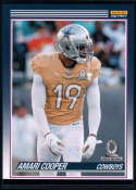 2019 Panini Instant All Pro 1990 Score Football Design #P24 Amari Cooper 1 of 82 Dallas Cowboys  Official NFL Trading Card Very Rare Online Exclusive