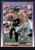 2019 Panini Instant All Pro 1990 Score Football Design #P29 Harrison Smith 1 of 82 Minnesota Vikings  Official NFL Trading Card Very Rare Online Exclu