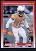 2019 Panini Instant All Pro 1990 Score Football Design #P30 Budda Baker 1 of 82 Arizona Cardinals  Official NFL Trading Card Very Rare Online Exclusiv