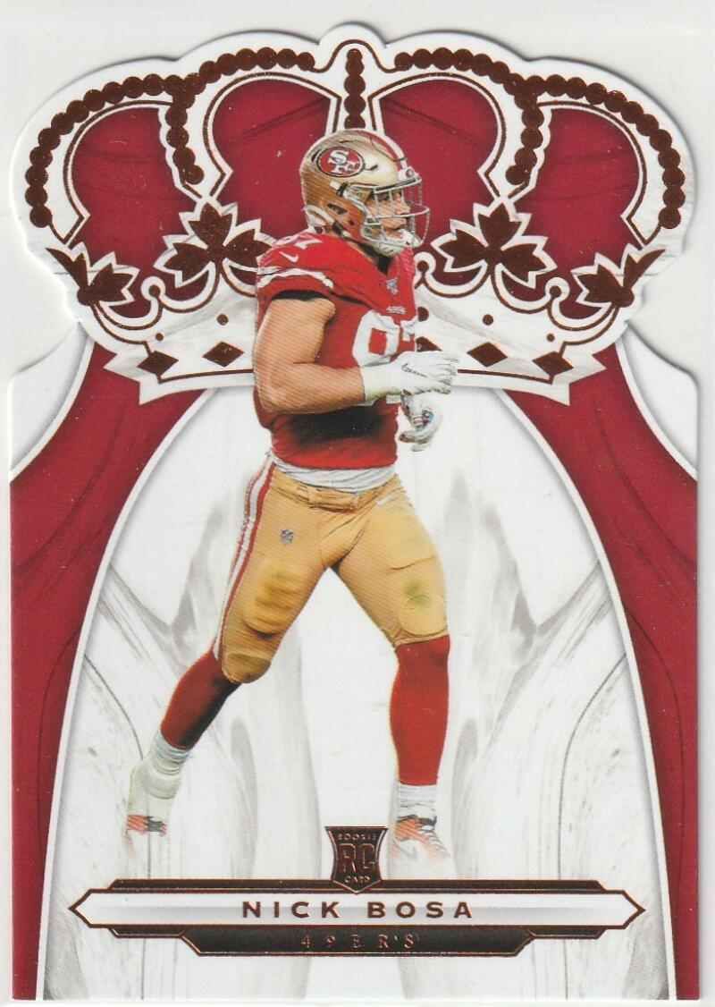 2019 Panini Chronicles Crown Royale
