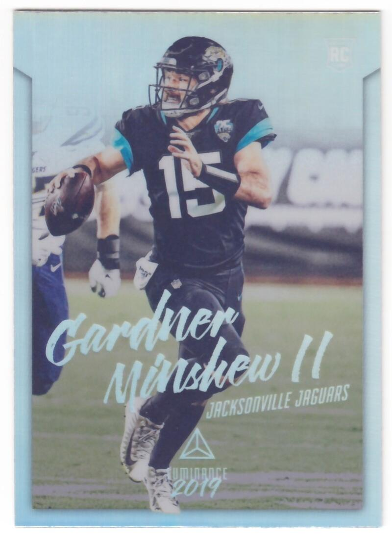 2019 Panini Chronicles Luminance Update Rookies