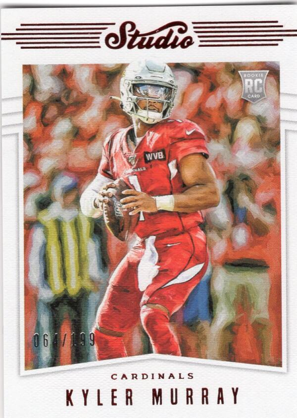 2019 Panini Chronicles Studio Red