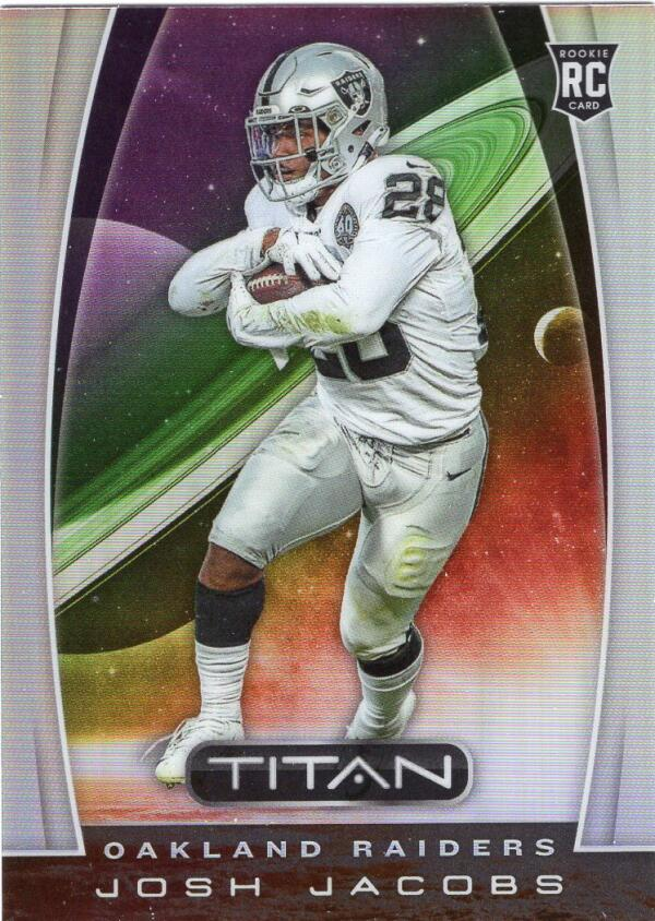2019 Panini Chronicles Titan