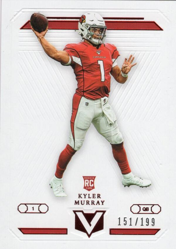 2019 Panini Chronicles Vertex Red