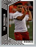 2020 SAGE HIT Premier Draft (NFL) #13 Tua Tagovailoa Alabama Crimson Tide  Pre-Rookie RC Official Player Licensed Football Trading Card