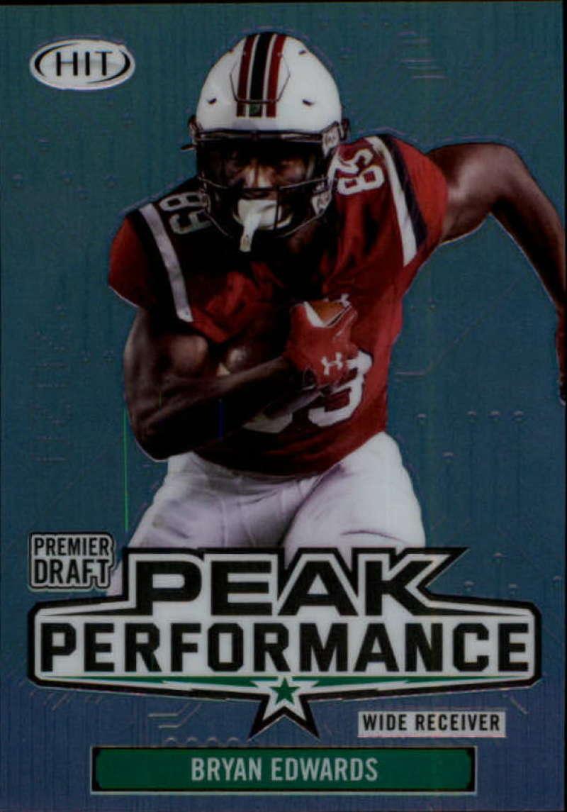 2020 SAGE HIT Premier Draft Peak Performance Blue