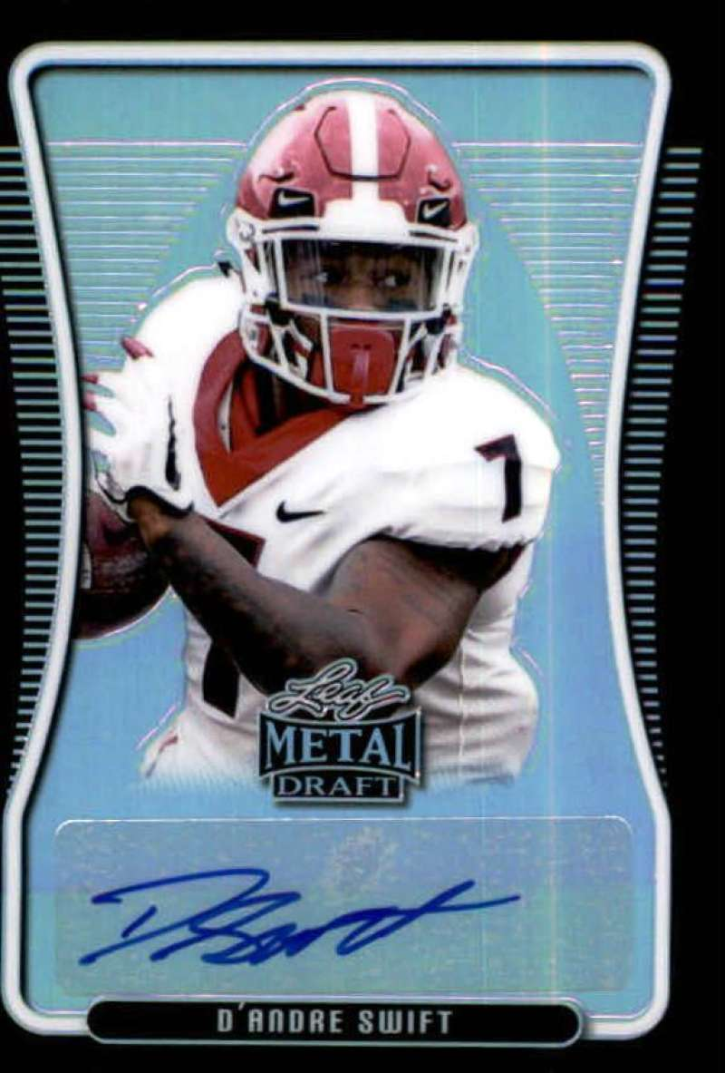 2020 Leaf Metal Draft Portrait Autographs Rainbow Black