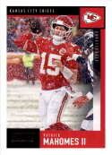 2020 Score Football #136 Patrick Mahomes II Kansas City Chiefs