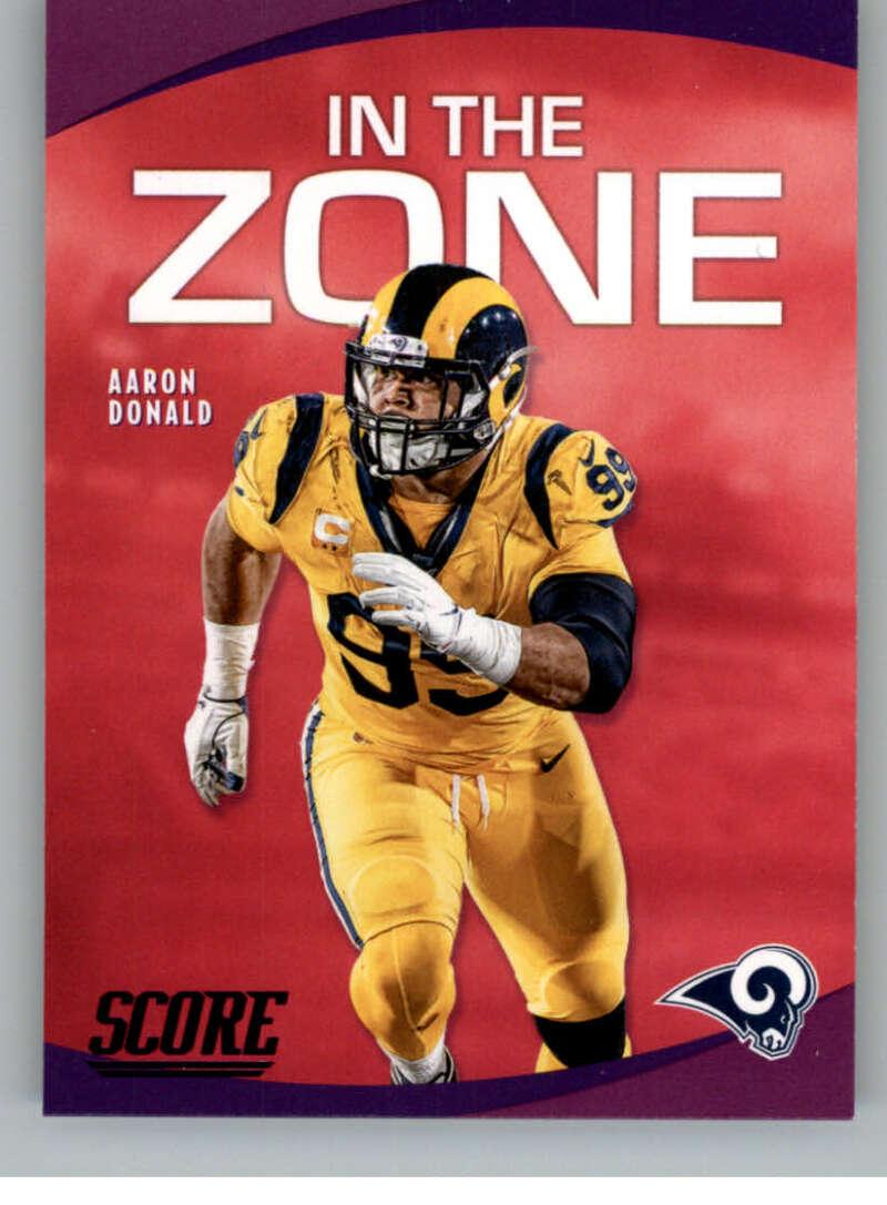 2020 Score  In the Zone Purple
