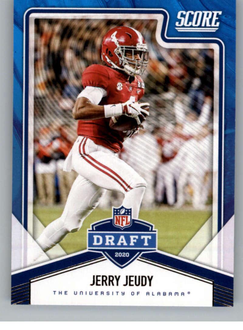 2020 Score  NFL Draft