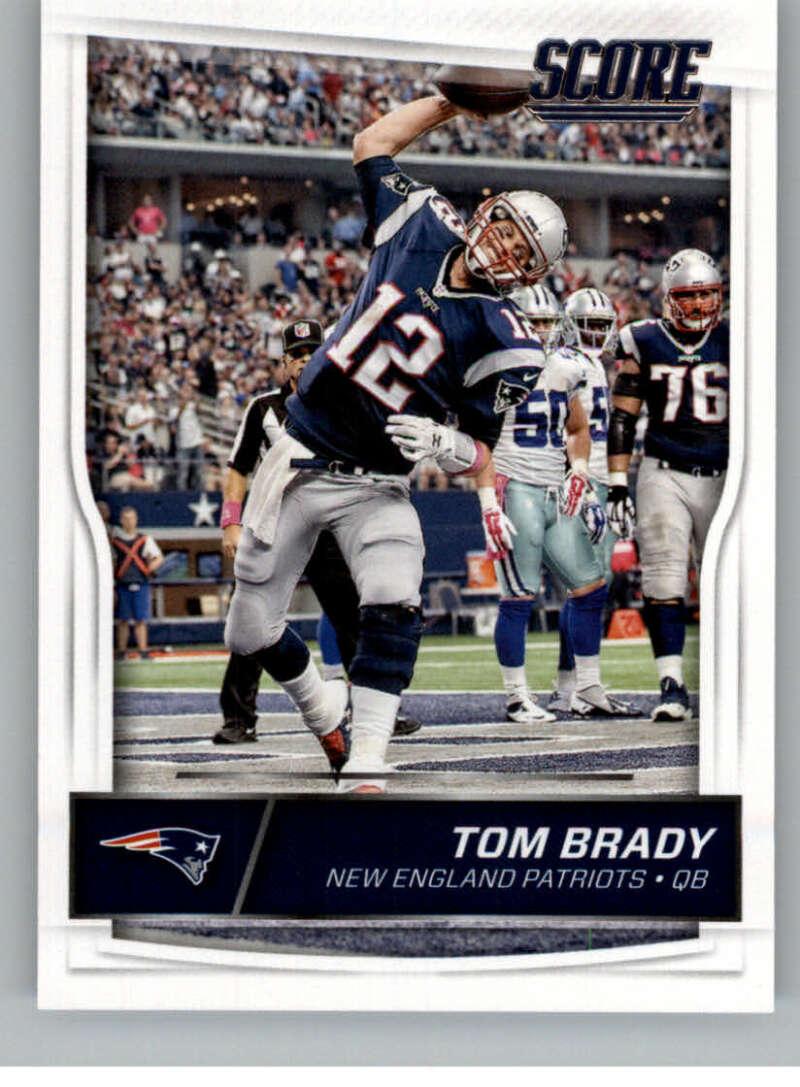2020 Score  Tom Brady Score Tribute