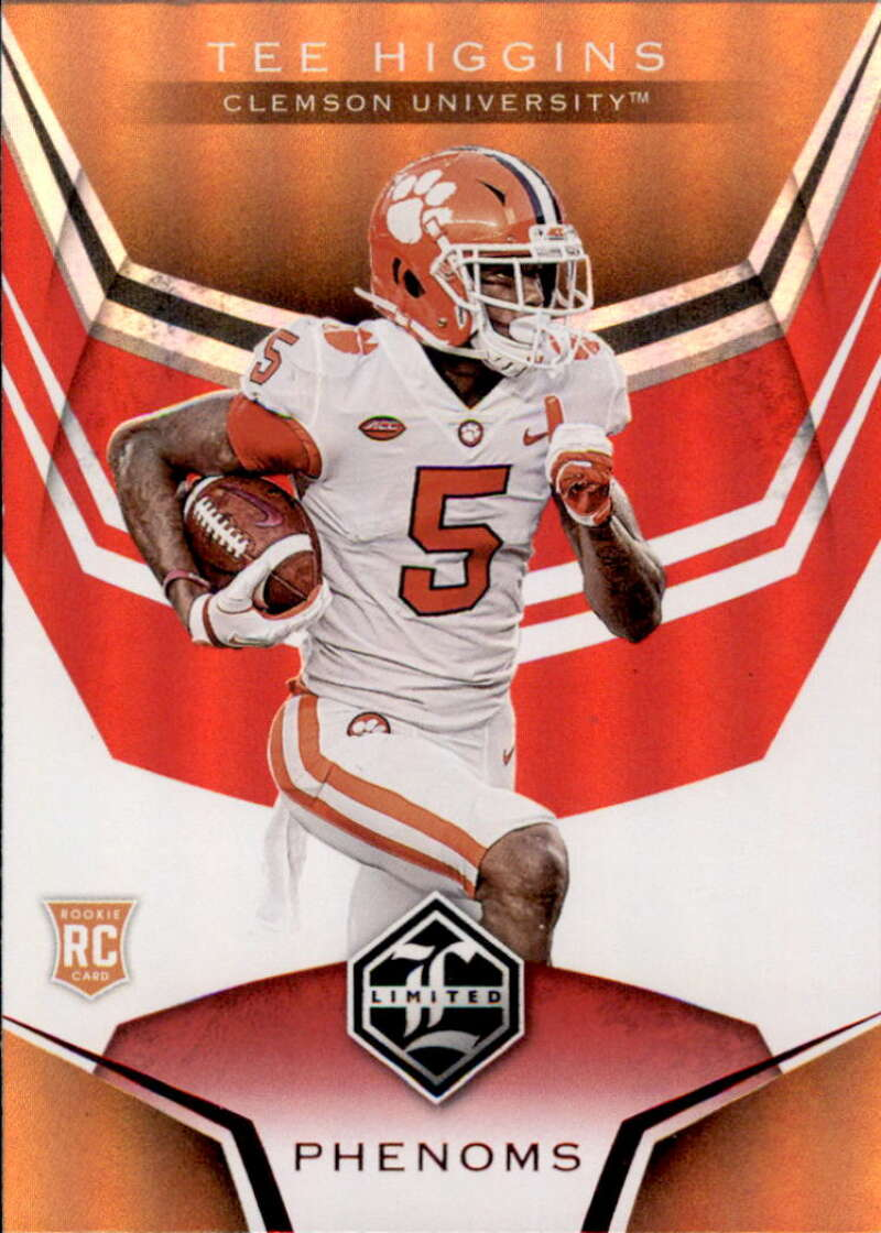 2020 Panini Chronicles Draft Picks Limited Phenoms Red
