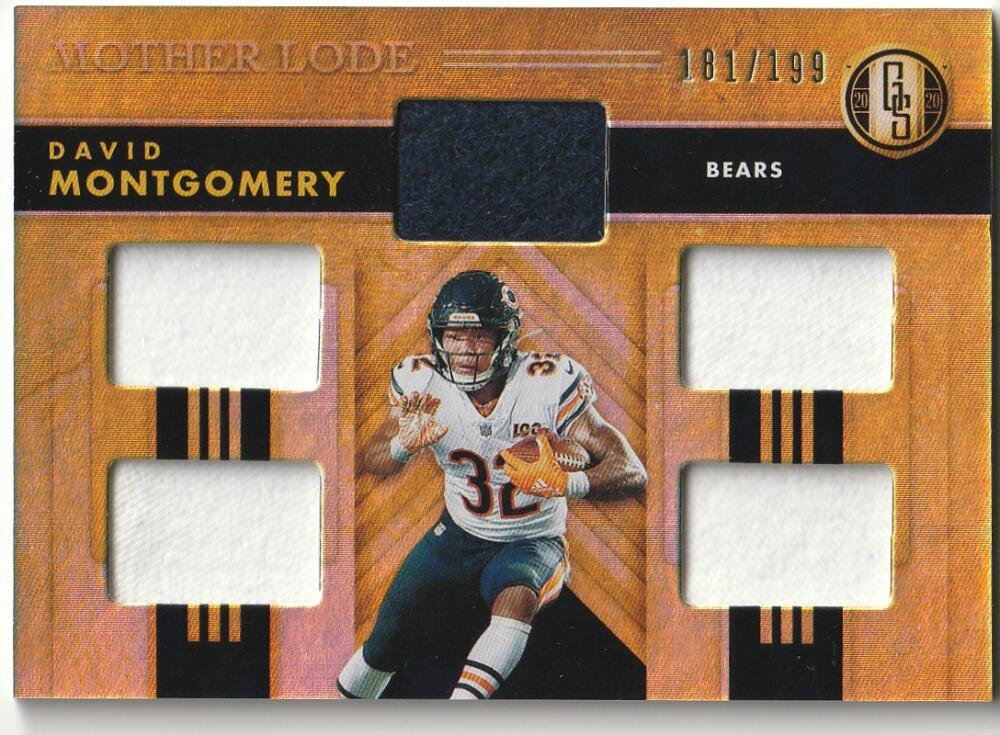 2020 Panini Gold Standard Mother Lode