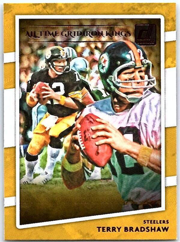 2020 Donruss  All-Time Gridiron Kings