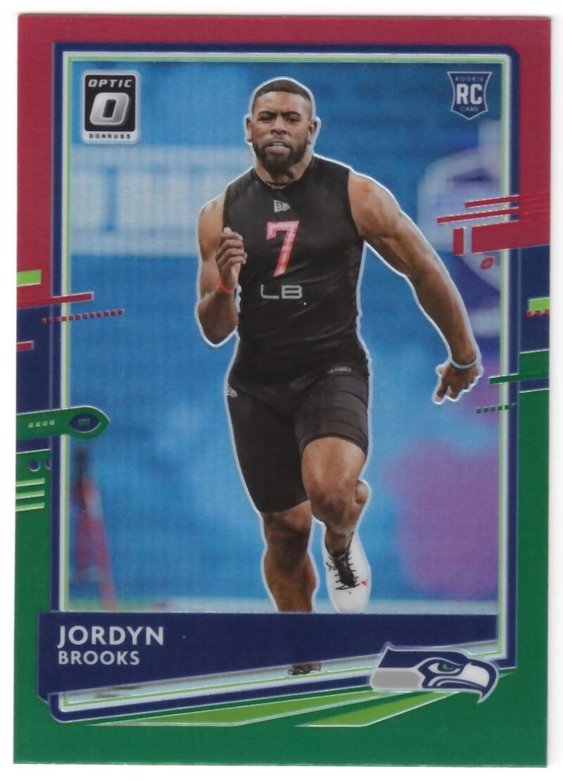 2020 Donruss  Optic Rookie Preview Red and Green