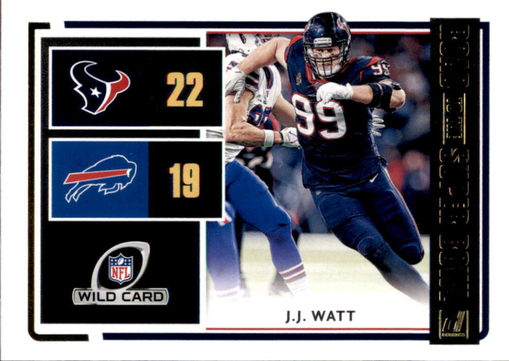 2020 Donruss  Road to the Super Bowl Wild Card