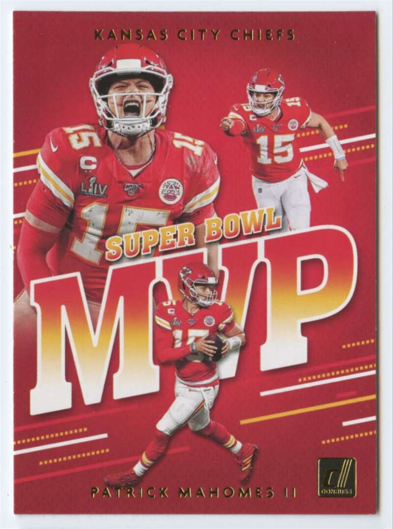 2020 Donruss  Super Bowl MVP
