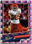 2020 Donruss The Rookies #21 Clyde Edwards-Helaire Kansas City Chiefs