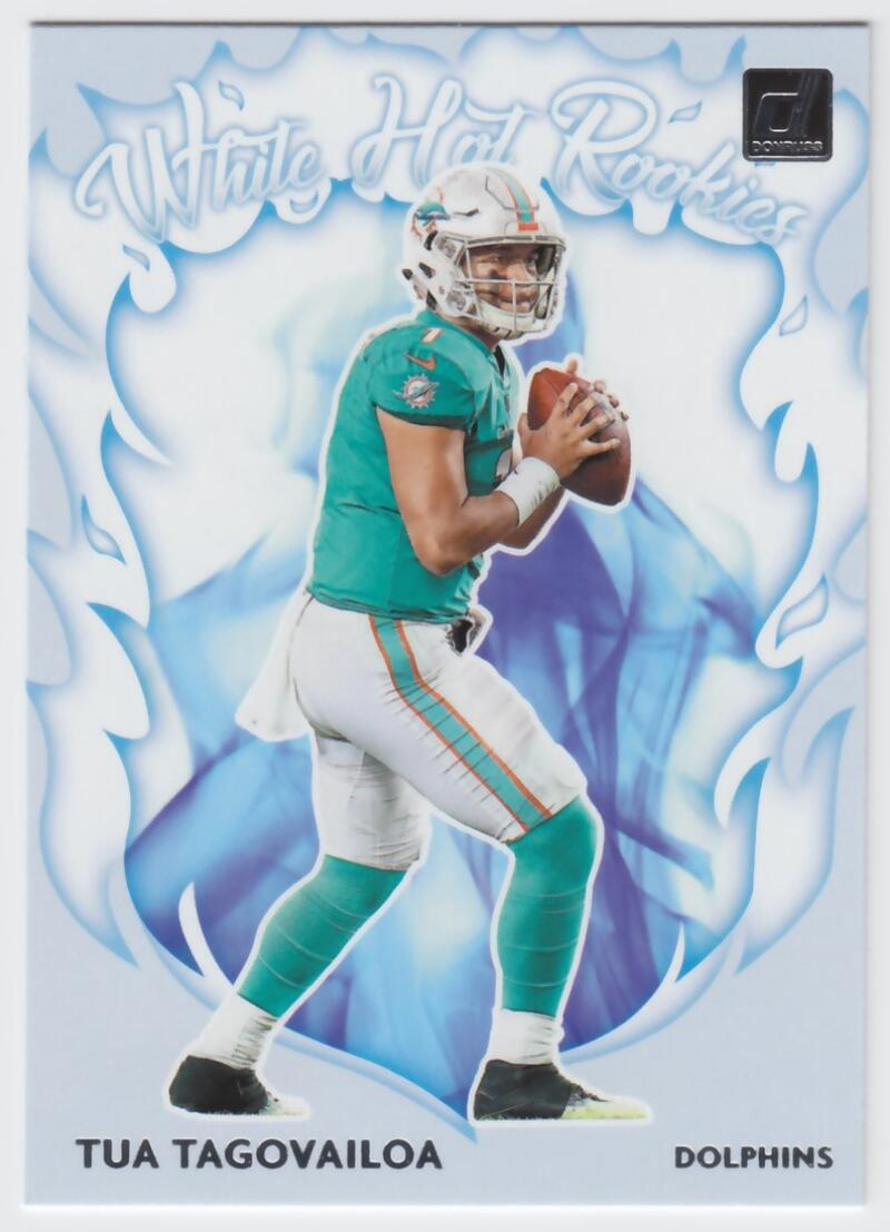 2020 Donruss  White Hot Rookies