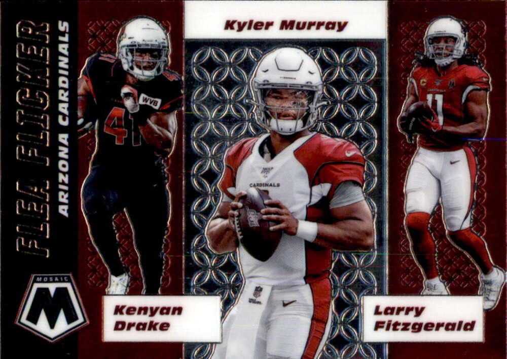 2020 Panini Mosaic Flea Flicker