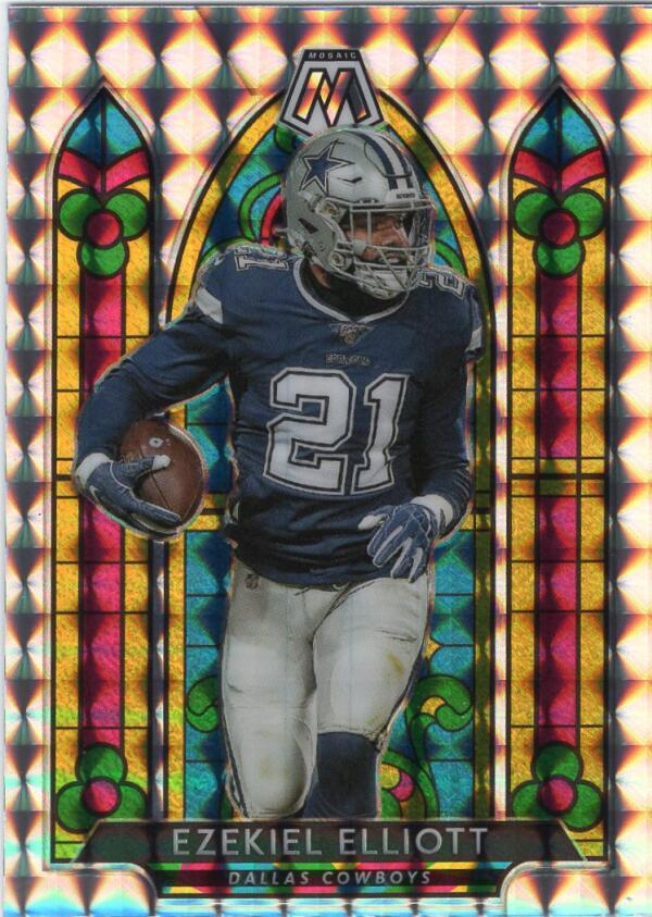 2020 Panini Mosaic Stained Glass